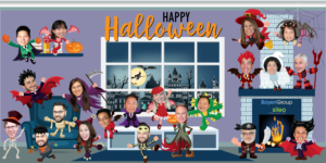 Happy Halloween from Sileo Technology Solutions